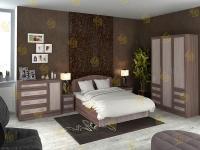 Спальный гарнитур Тавла 1М