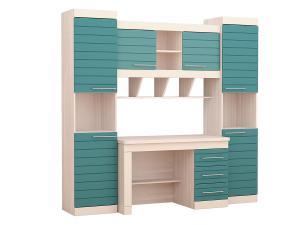 Набор мебели в детскую Тин Страйп 2