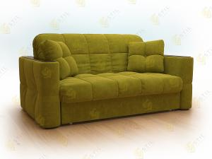 Прямой диван Тутти 155 Тринити грин