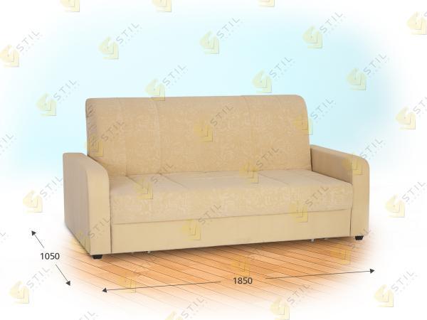 Прямой диван Тэнуто 185