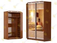 Угловой шкаф в спальню Версаль К-9