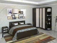 Комплект мебели в спальню Валерия 10М