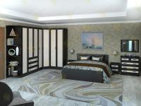 Комплект мебели в спальню Валерия 25М