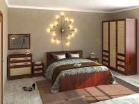 Спальный гарнитур Валерия 17Р