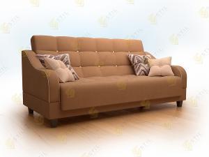 Прямой диван Венчира 190 Велютто 03