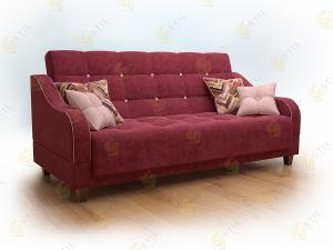 Прямой диван Венчира 190 Велютто 15