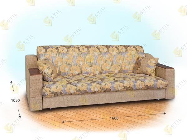 Прямой диван Виво