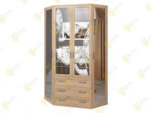 Распашной шкаф Эркер Э-2П 1
