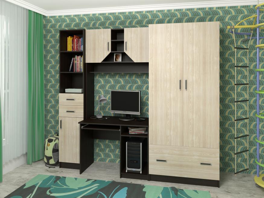 Набор мебели в детскую Елена (Теко)
