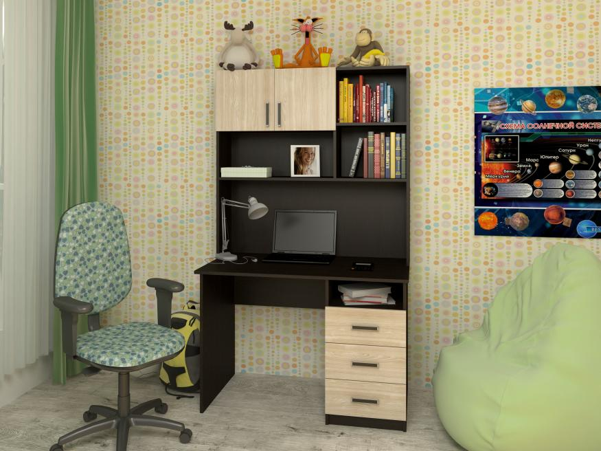 Набор мебели в детскую Елена-1 (Теко)