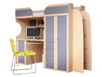 Набор мебели в детскую Мега