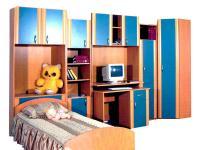Набор мебели в детскую Ванюша-1а