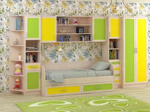 Набор мебели в детскую Поттер-2