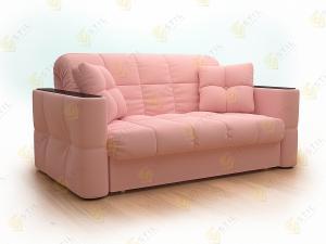 Прямой диван Тутти 120 Ньютон Фламинго