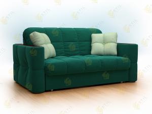 Прямой диван Тутти 120 велютто 20