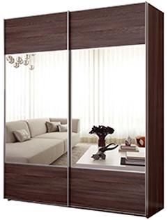 Зеркальные фасады: пример 2
